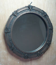 Stargate SG1 Gate Copper Mirror Sculpture Collector Art Prop Replica Statue A-C