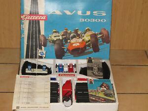 Carrera Universal 132, 30300, AVUS, von 1966, MEGA INHALT, SELTEN SO GUT !!!