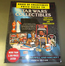 1997 House Price Guide To STAR WARS Collectibles 4th Ed. SC 248 pgs VF-