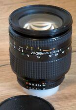 Nikon AF Nikkor 28-200 mm 3.5-5.6 D