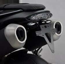 Kennzeichenhalter Heckumbau Triumph Speed Triple verstellbar adjustable tail