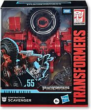 Transformers Generations Studio Series 55 Constructicon Scavenger Leader Class