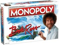 MONOPOLY Bob Ross [New ] Table Top Game, Board Game