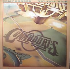 COMMODORES - Natural High - LP 1978
