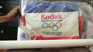 Kodak Official Sponsor Duffel Bag Coffee Mug and Poster