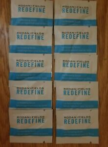 AUTHENTIC Rodan and Fields REDEFINE LIP RENEWING 10 Capsule Samples