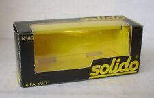 Repro Box Solido Nr.069 Alfa Sud