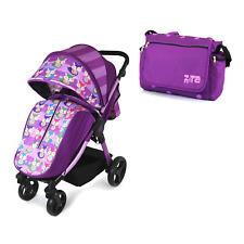 Baby Toddler Child Travel Foxy Plum Stroller Pram Pushchair Newborn Buggy+ Bag