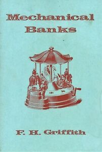 350+  ea. Cast Iron Mechanical Banks - Types / Scarce Illustrated Book