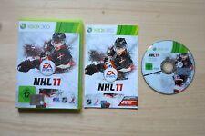 Xb360-NHL 11 - (Neuf dans sa boîte, avec mode d'emploi)