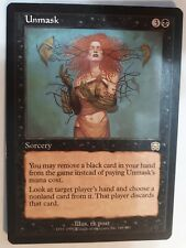 Unmask Mercadian Masques Lightly Played MTG