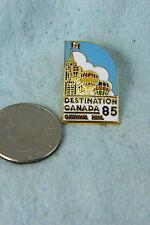 HOT AIR BALLOON PIN DESTINATION CANADA OTTAWA HULL 85