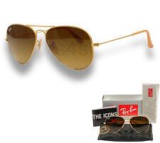 Ray-Ban Pilot Metal 100% UV Sunglasses for Men