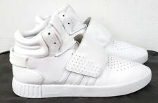 the latest ad73e 35d25 Adidas Originals Mens Tubular Invader Strap Casual Lace Up Hi Top Trainers  Shoes
