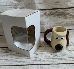 Wallace And Gromit 3D Heat Changing Mug. Never Used With Box