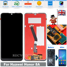 For Huawei Honor 8A JAT-L29 LCD Screen Replacement Touch Digitizer Display Black