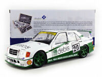 SOLIDO 1801004 MERCEDES BENZ 190E EVO 2 model car M Schumacher DTM 1991 1:18th