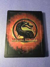 Mortal Kombat *Limited STEELBOOK Edition G2 Size*  (PS3) USED