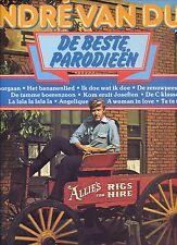 ANDRE VAN DUIN de beste parodieen HOLLAND EX LP