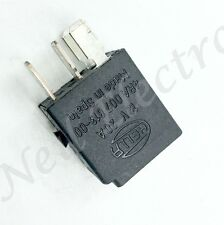 0025421119 Mercedes-Benz A B C E Class Genuine 4-Pin Black Relay Hella