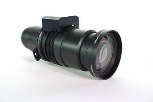 "Christie ILS Lens 1.5-2.0:1 SX+ / 1.4-1.8:1 HD .095"" 3-Chip DLP for Projector"