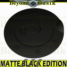 1997-2003 FORD F150 F-150 MATTE BLACK Fuel Gas Door COVER Lip Cap Overlay Trim