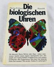 Die biologischen Uhren ISBN # 3498072714 Hardcover Book In German Ritchie Ward