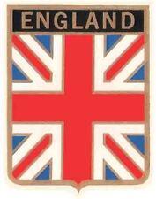 England flag London UK Union Jack   Vintage 1950's Style  Travel Decal Sticker