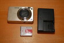 Sony Cyber-shot DSC-W150 8.1MP FULL HD 1080p Digital Camera - Silver