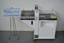 More details for fernetto cpr450 adjustable bread slicer 8-26mm 415v £11100 rrp fwo free delivery
