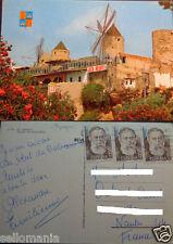 POSTAL DE ES JONQUET PALMA DE MALLORCA BALEARES POSTCARD POSTKARTE       CC02988