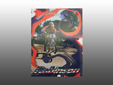 Collectable 1997 Robinson bicycle, product catalog, new product line