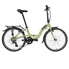 Dahon BRIZA D8 8-Gang Faltrad Grün 24 Zoll Uni Alu Klapp Fahrrad Beleuchtung