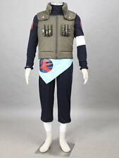 Naruto Cosplay Costume Sarutobi Asuma 1st Any Size