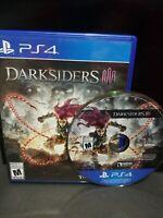 Darksiders III 3 Sony PlayStation 4 PS4