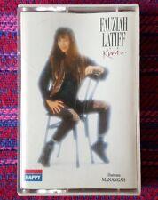 Fauziah Latiff ~ Kini... ( Happy Press ) Cassette