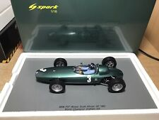 Spark 1:18 BRM P57 1962 F1 World Champion Graham Hill