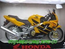 1/12 MOTO HONDA CBR 600F 4 JAUNE 2000 NEWRAY