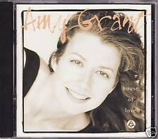 """AMY GRANT """"HOUSE OF LOVE"""" CD 1994 lucky one a&m"""