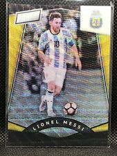 16-17 Panini National Lionel Messi Gold #07/15