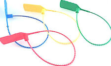 Extinguisher ties anti tamper seals tags, security, fire protection 10 25 50 100