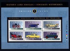 CANADA - BF - 1993 - Veicoli storici (I)