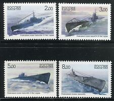 RUSSIA 2005 SUBMARINE FORCES CENT/NAVY/SHIPS/NAVIGATION/MILITARY/WAR/INDUSTRY