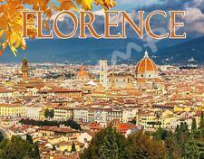 Italy - FLORENCE # 3 - Travel Souvenir Magnet