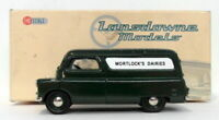 Lansdowne Models 1/43 Scale LDM39 - 1965 Bedford CA Van Mortlock's Dairies Green