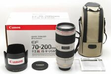 Canon EF 70-200mm F2.8 L IS  Ⅱ USM Zoom Lens, From Japan,Near Mint  Condi,TK1100