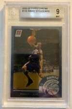 AMARE STOUDEMIRE 2002-03 TOPPS CHROME BGS MINT 9 !!!!!