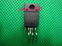 1P Power MOSFET Transistor IC SANKEN TO-220F-7 STR-Y6453 STRY6453 Y6453