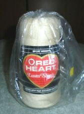 New listing Vintage Red Heart Luster Sheen Yarn Natural 8 Oz Sport Weight- Discontinued