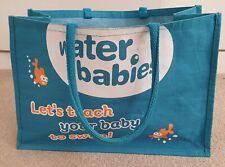 Water Babies Large jute bag